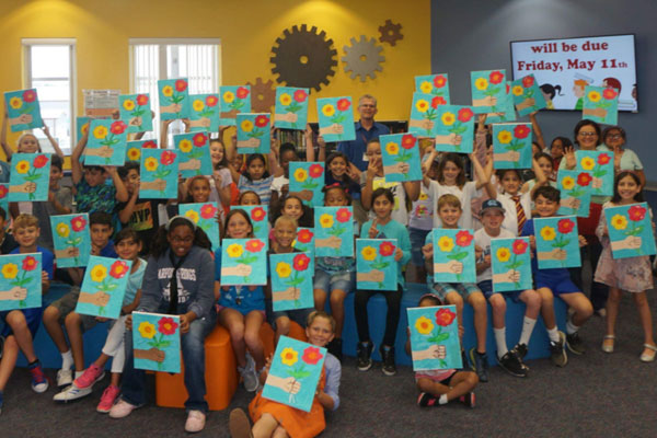 On-Site Field Trips / PTA Paint Nights