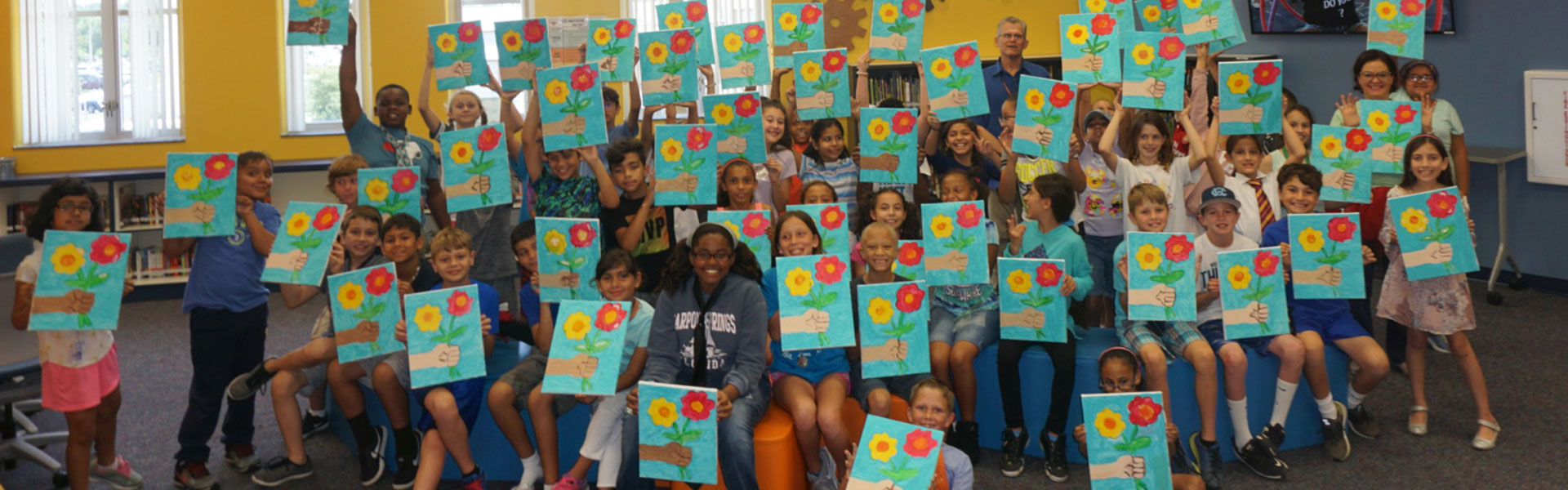Mobile Kids Canvas Painting Parties